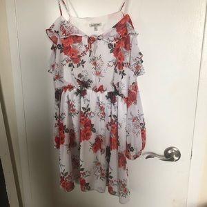 Flowy, Floral Summer Dress